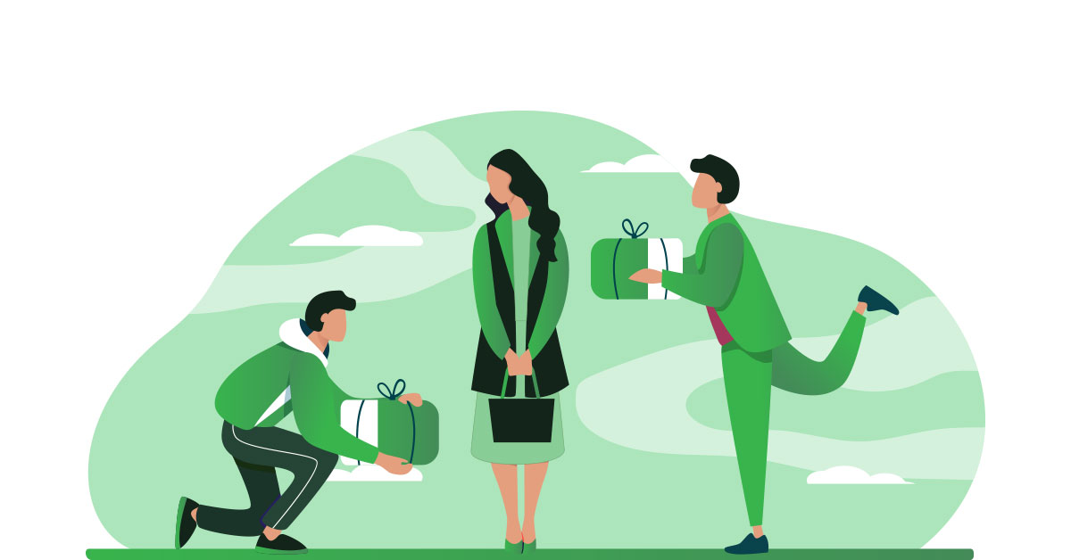 Attracting Competitor's Customers